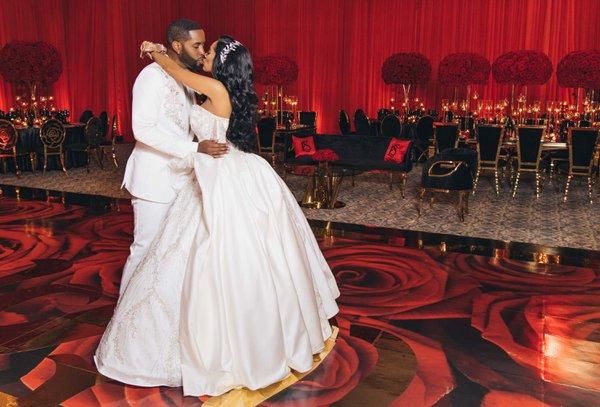 Erica Mena & Safaree Wedding cover photo