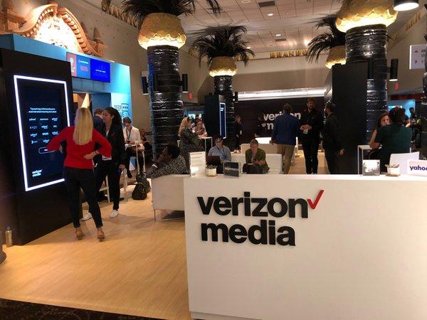 Verizon Media Adweek Lounge cover photo