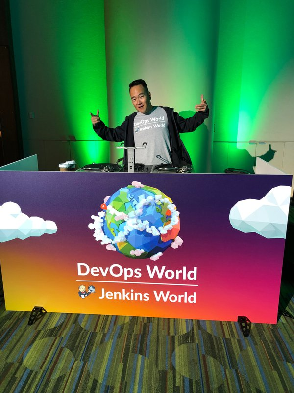 DevOps World I Jenkins World 2018 cover photo