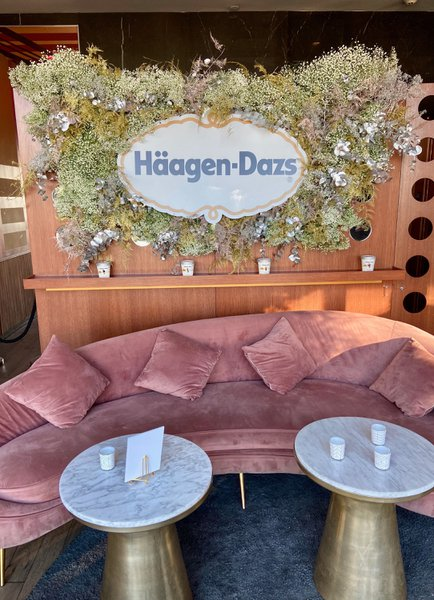 Haagen-Dazs Product Launch cover photo