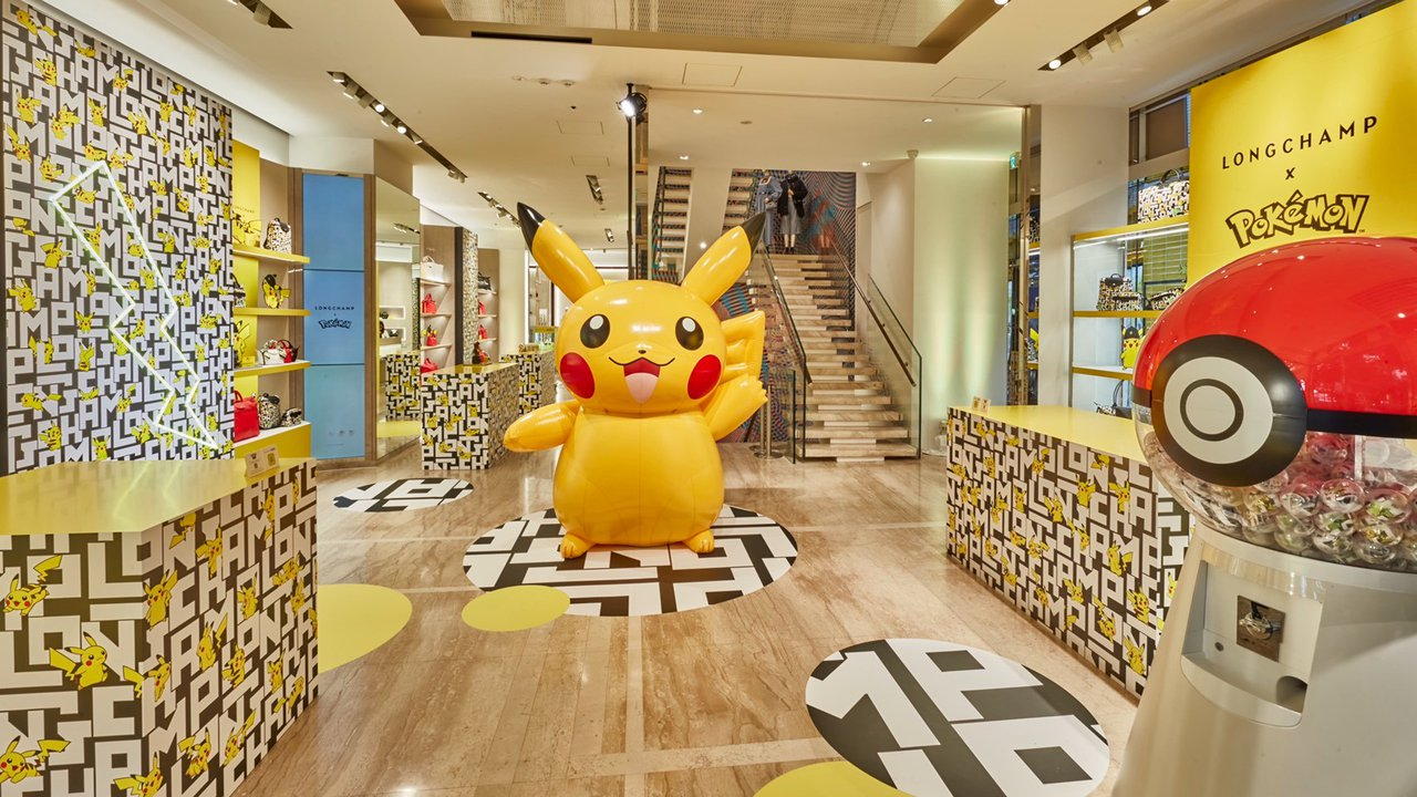 Longchamp x Pokemon Pop-Up Experience photo 1059926.jpg