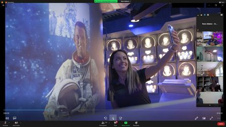 Pharmaceutical Virtual NASA Experience