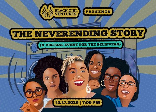 BGV The NeverEnding Story cover photo