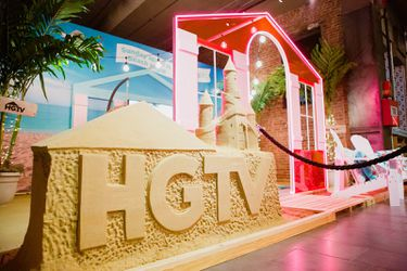 HGTV Magazine Block Party
