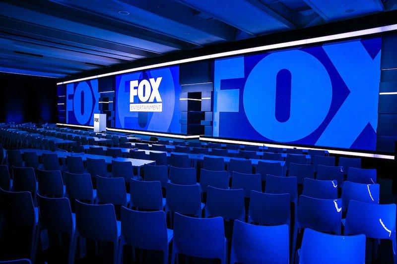 Fox Corporation Investor Day cover photo