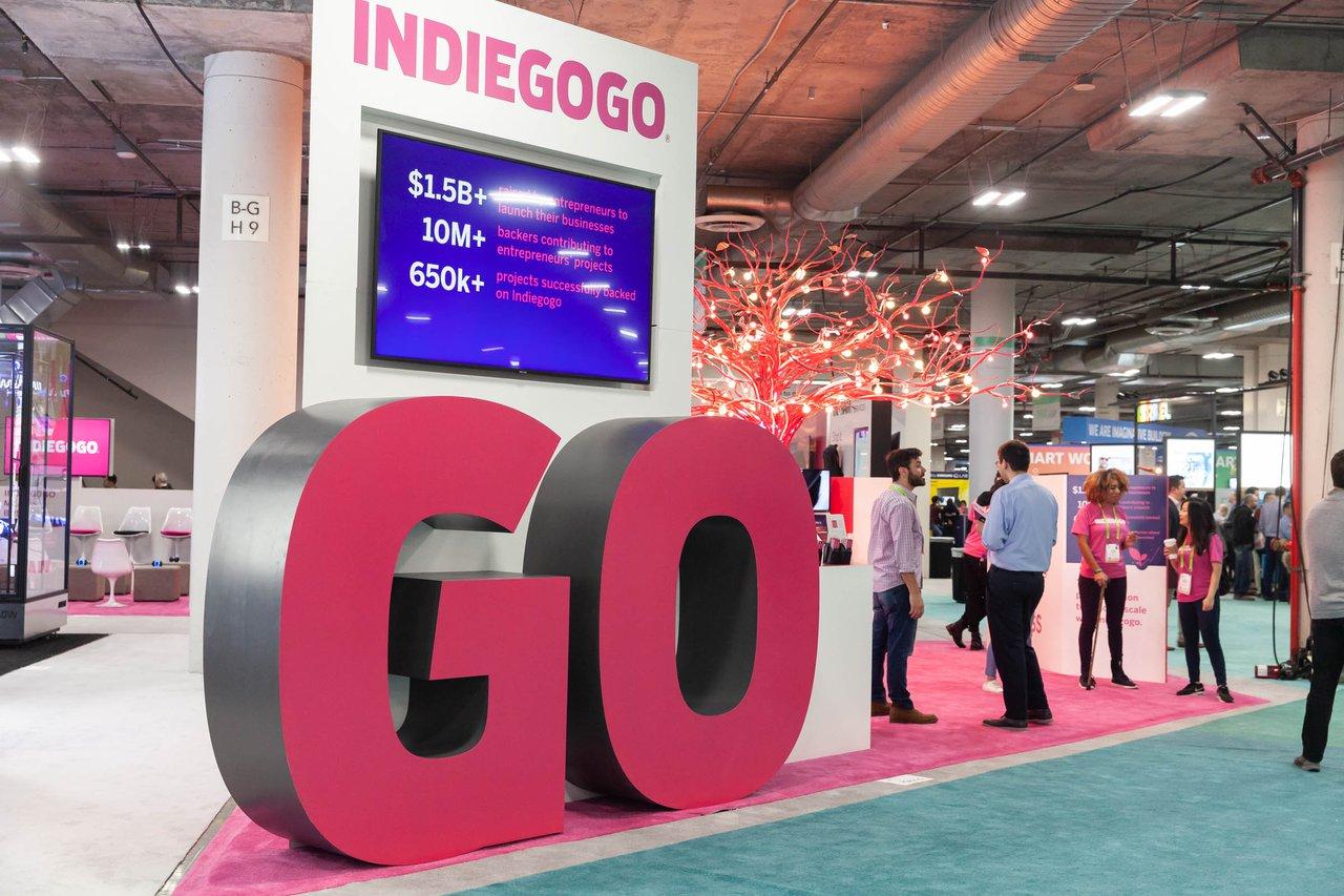 Indiegogo @ CES 2019 photo img2.jpg