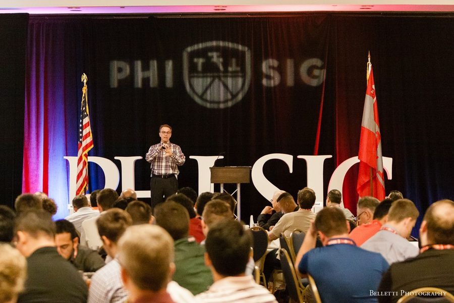 Phi Sigma Kappa Leadership School