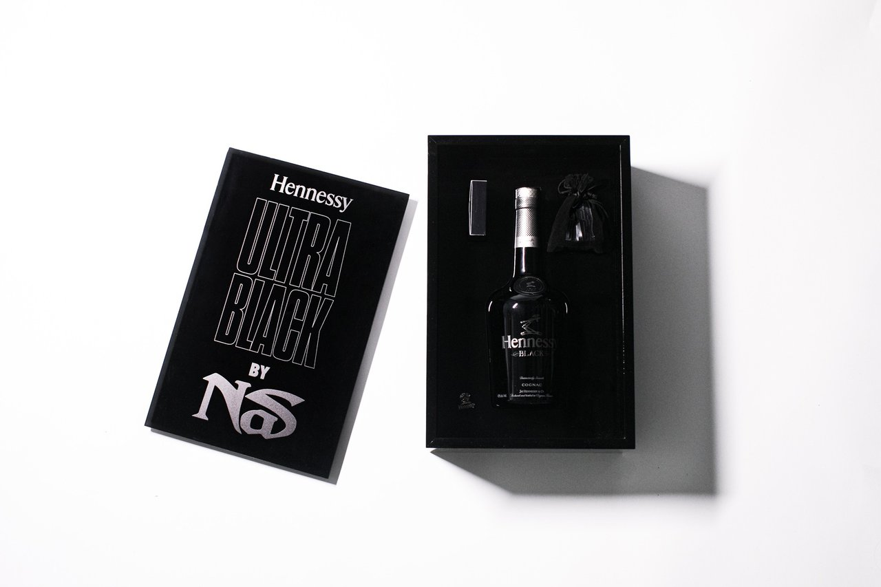 "Hennessy x Nas ""Ultra Black"" Gift Set photo PHIL9311a.jpg"