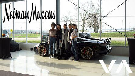 Neiman Marcus & Chicago Motor Cars