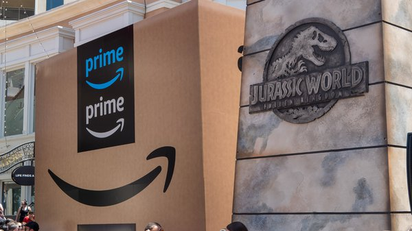 """Amazon Finds a Way"" - Jurassic World cover photo"