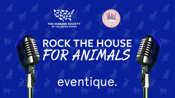 Rock the House For Animals cover photo