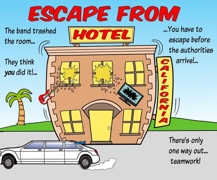 Escape From Hotel California