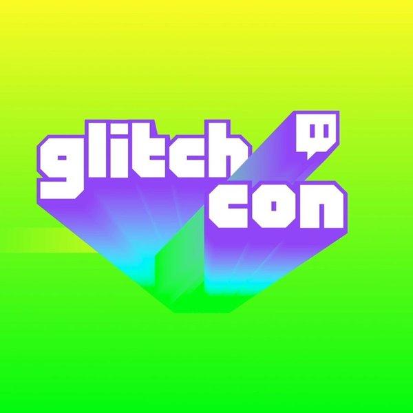 Twitch Glitchcon cover photo