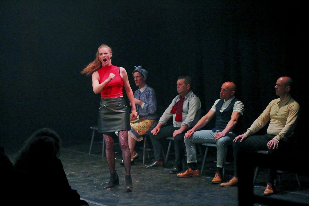 "Brighton Fringe Festival England""A Play"" photo IMG_0313smaller-4400-94-200.jpg"