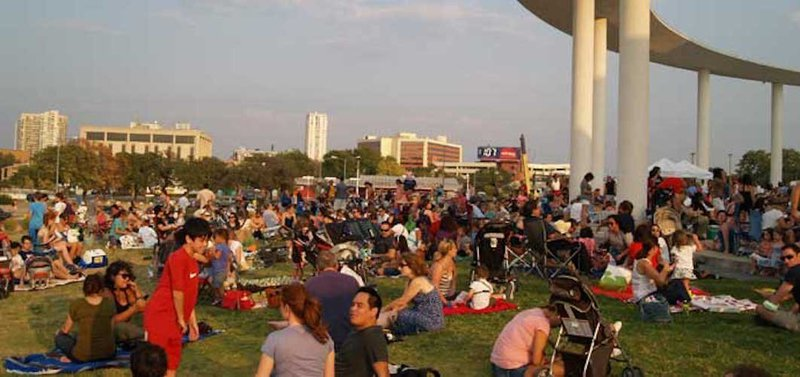 H-E-B Terrace & Hartman Concert Park space photo