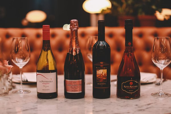 Banfi Wines Influencer Event cover photo