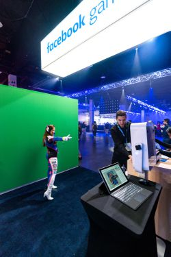 Facebook Gaming at BlizzCon
