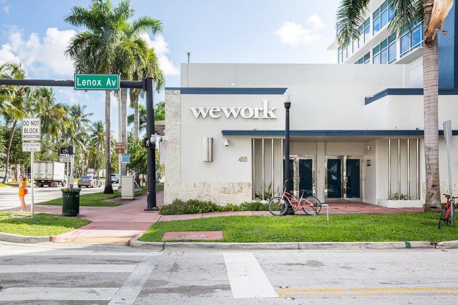 WeWork 429 Lenox Ave