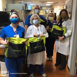 Virtual Team Building - Hospital Heroes