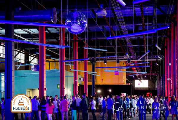 HubSpot Annual Employee Party cover photo