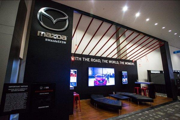Mazda SXSW cover photo