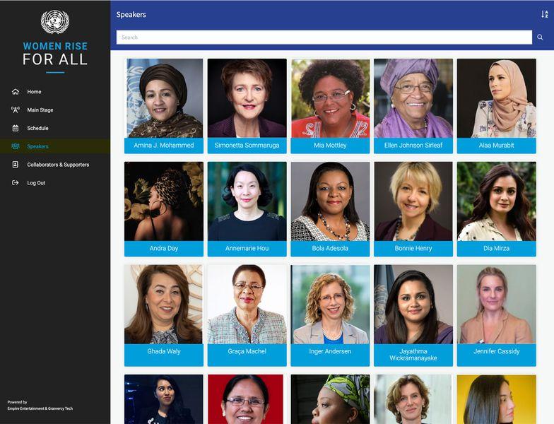 UN Women Rise for All