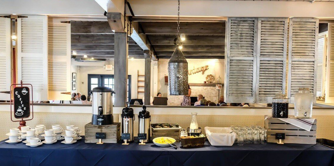 Various events in our private rooms photo Coffee Station.jpg