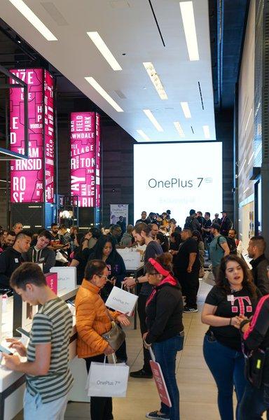 T-Mobile One Plus 7 Pro Launch