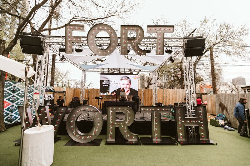 Fort Worth House at SXSW 2019