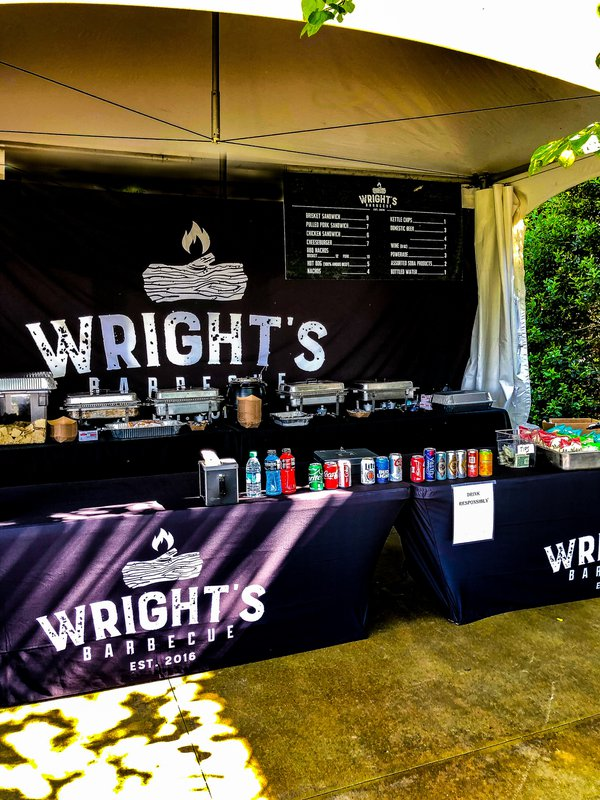 Wright's Barbecue Pop Up