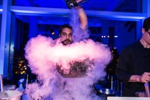 Weber Metals Grand Press Unveiling photo Nitro Ice Cream Dessert Performance.jpg