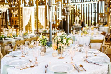Paso Robles Wine Country Barn Wedding