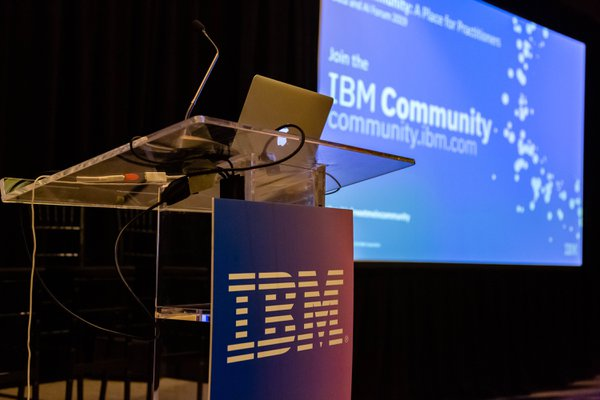 IBM Data & AI Forum cover photo