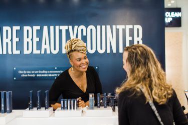 Clean Make Up Artists at Beauty Counter