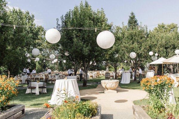 The Garden Grove space photo