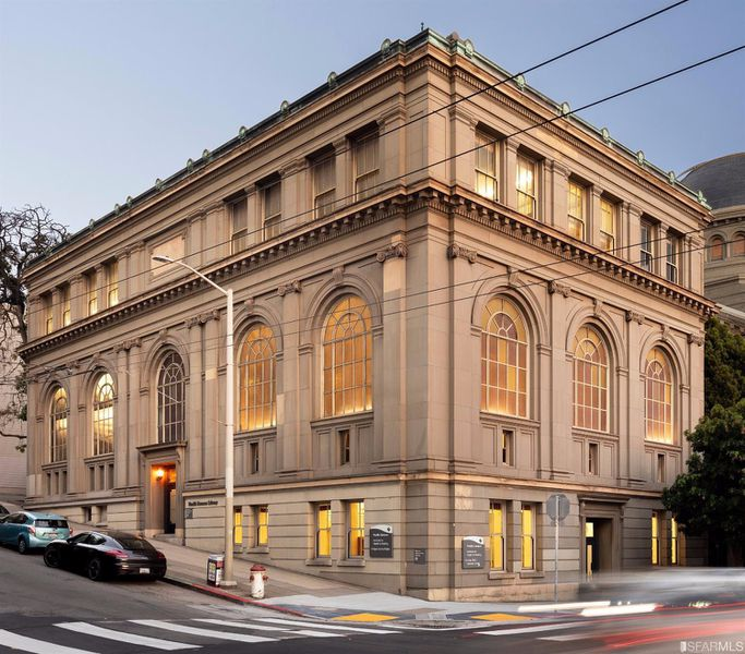 The Library SF