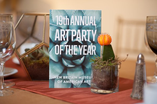 The ART Party of the Year cover photo