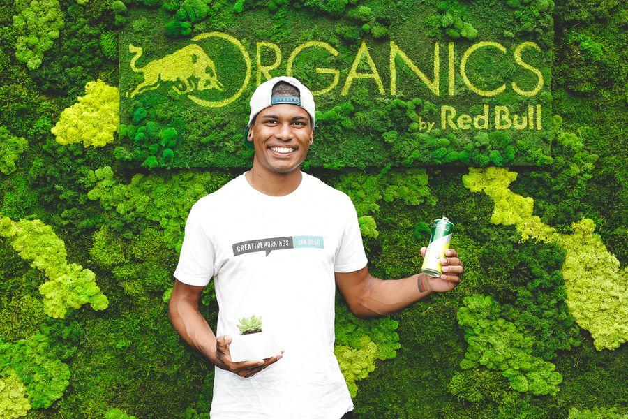 Red Bull Organics Influencer Event