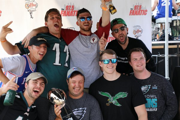 97.5 The Fanatic Fan Fest 2018 Highlight cover photo