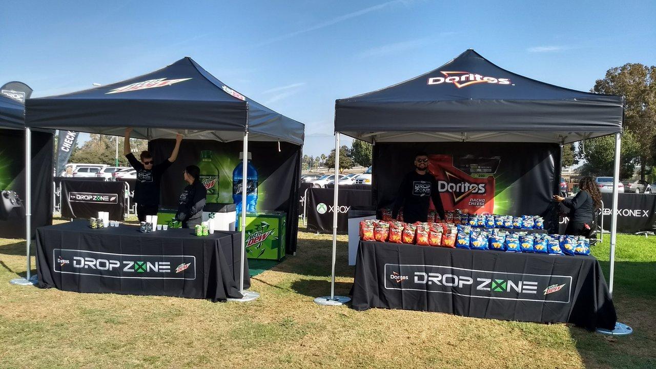 Doritos & Doo Drop Zone Event for X-Box photo Doritos and Do Drop Zone Event.jpg