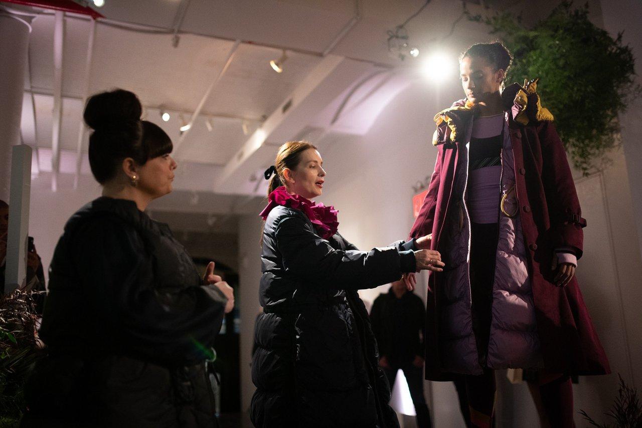 Roksanda x lululemon Fashion Launch photo ROKSANDA LULULEMON NY-97.jpg