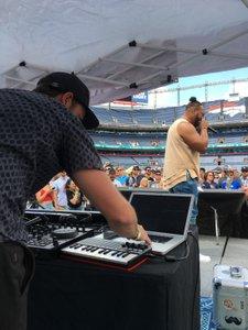 Corporate Event DJs photo DJ Rex @ Mile High Stadium.jpg
