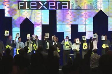 FLEXERA Annual Sales Meeting