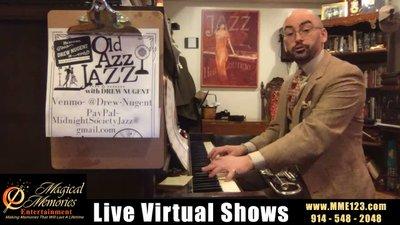 Live Musicians and Concerts photo Drew Nugent_s Virtual Vintage Jazz Concert_Moment.jpg