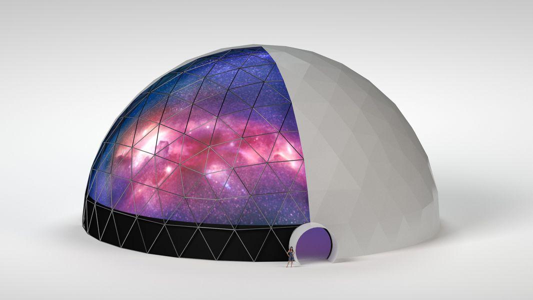 Immersive Dome Venues - Rentals & Sales service