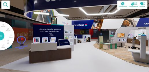 Covetrus Virtual Booth