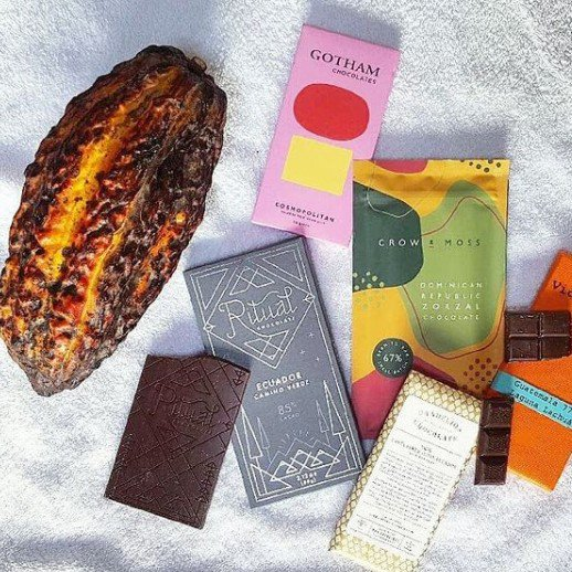 Virtual Chocolate Tasting & Storytelling photo VirtualChocolateTasting1.jpg