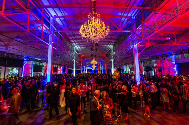 Corporate Event at Pier 48 cover photo