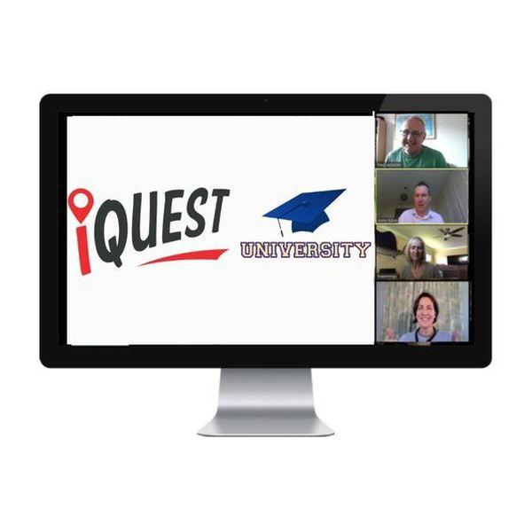 iQuest University -Campus Adventure Hunt service