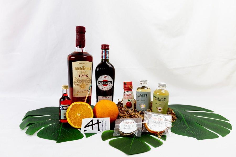 Virtual Rum Mixology Class service photo